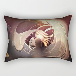 Evolution IV Rectangular Pillow