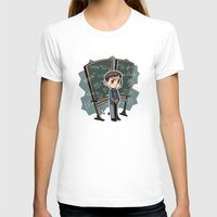 pacific rim T-shirts featuring Pacific Rim - Handwriting of God by feriowind
