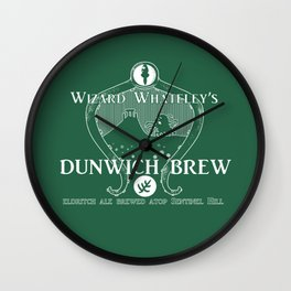 Dunwich Brew Wall Clock