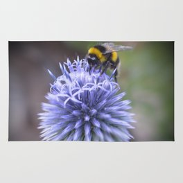 Save Our Bees Rug