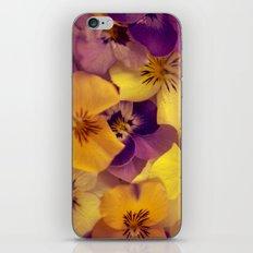 Viola bed. iPhone & iPod Skin