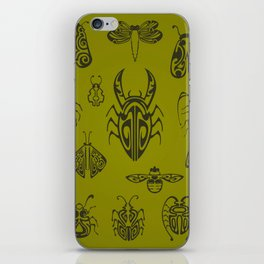 Nouveau Beasts iPhone Skin