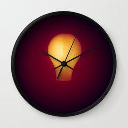light em up Wall Clock