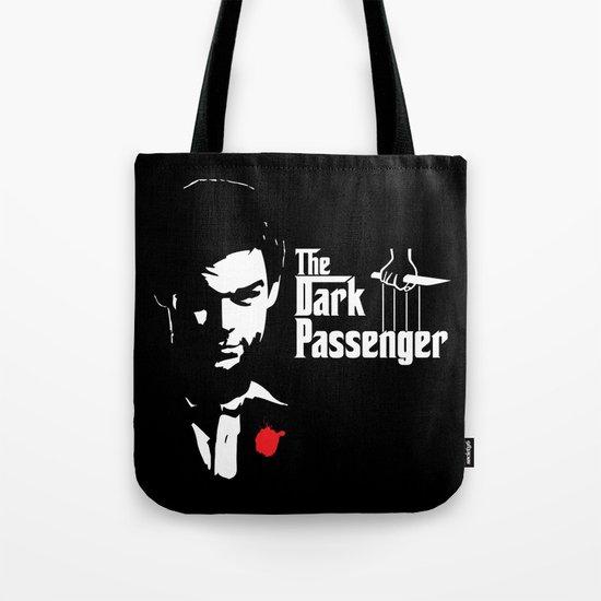 The Dark Passenger Tote Bag