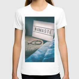 Namaste Yoga Class Meditation T-shirt