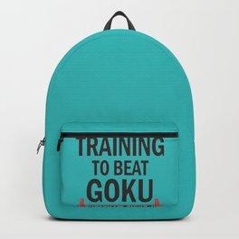Training To Beat Go Ku Backpack