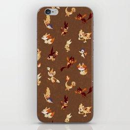 Firestarters iPhone Skin