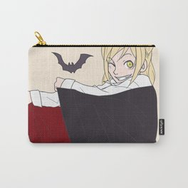 Interviews with Monster Girls Carry-All Pouch