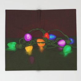 All Lit Up Throw Blanket