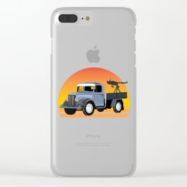 K1 Technical Clear iPhone Case
