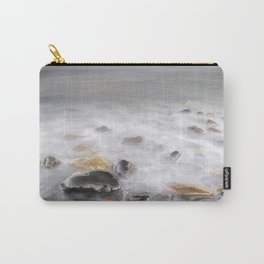 Shiny rocks at sunset Carry-All Pouch