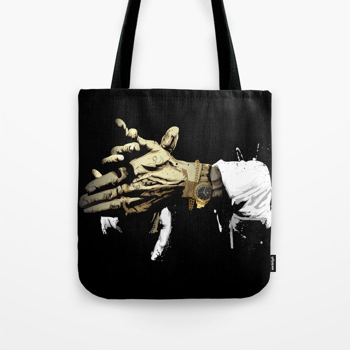 Tote Bag By Artwarriors Society6