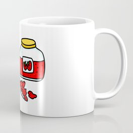 Strawberry Jam Coffee Mug