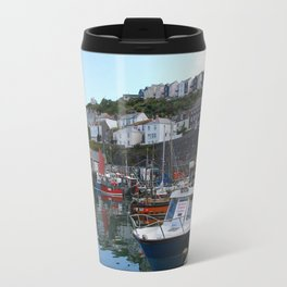 The Harbour - Burnham Overy Staithe Travel Mug