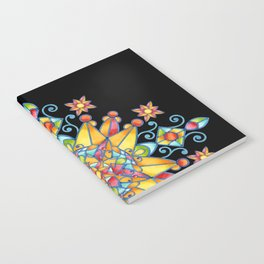 Alhambra Stained Glass Notebook