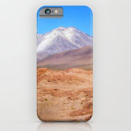 Mountain in Bolivia iPhone Case