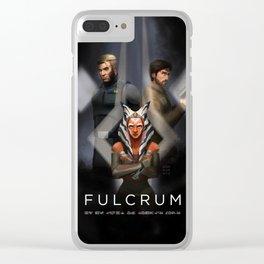 FULCRUM Clear iPhone Case