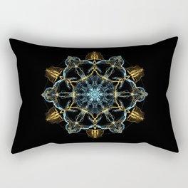 Nirvana Mandala Rectangular Pillow