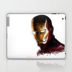 Ironman Laptop & iPad Skin