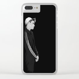 Eggsy 9 Clear iPhone Case