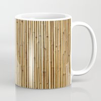 bamboo Mugs featuring Bamboo by Patterns and Textures
