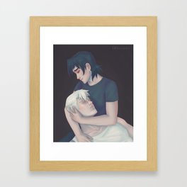 Sheith - You Found Me Framed Art Print
