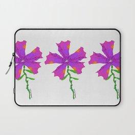 Strange Flora #001 Laptop Sleeve