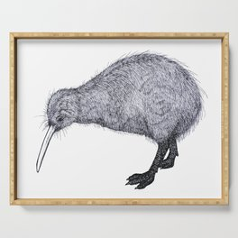 Kiwi Bird Serving Tray