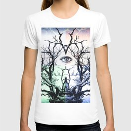 Tree Vision of Symmetry T-shirt