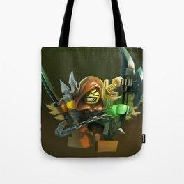 Zahru Trollarm Tote Bag