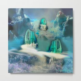 Secret place to relax Metal Print