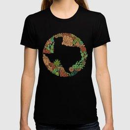 Texas Forever - Earth T-shirt