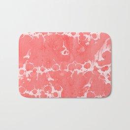 Baesic Wet Paint Pink Bath Mat