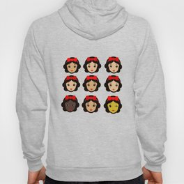 Snow White and her clones Hoody