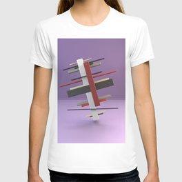 Constructivism & Suprematism in the style of Ilya Chashnik (3 of 9) T-shirt