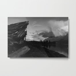 Quinalt Metal Print