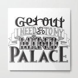 Mind Palace Metal Print