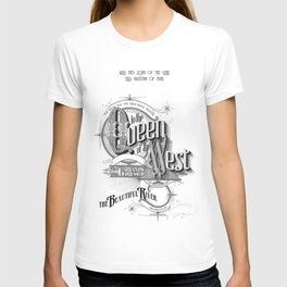 Queen of the West T-shirt