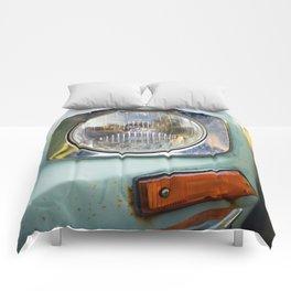Vintage Citroën 2cv Comforters