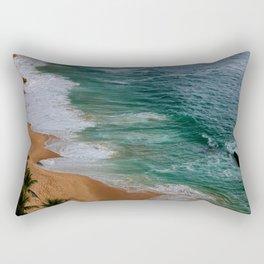 Sea Waves XCI Rectangular Pillow