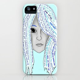 Quotes from DOSAB iPhone Case