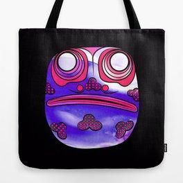 Frog Prince (Purple) Tote Bag