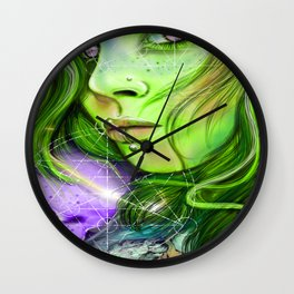 And just like that, Mithra was back Wall Clock