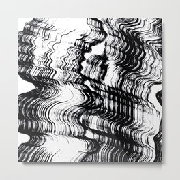 Quake Metal Print