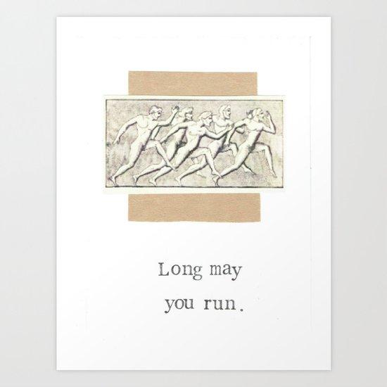 Long May You Run by bluespecsstudio