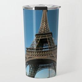 Paris Eiffel tower Travel Mug