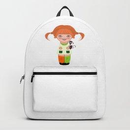 Kokeshi Pippi Backpack