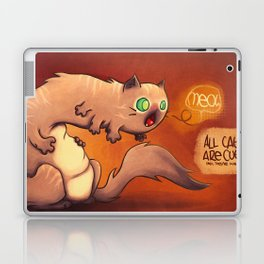 Hungry monster Laptop & iPad Skin