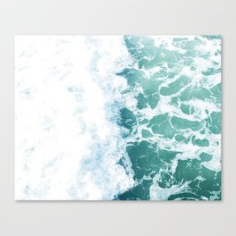 Pacific Wash Canvas Print