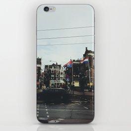 Amsterdam, Netherlands iPhone Skin
